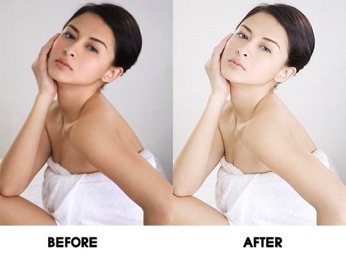 Biến đổi làn da ngăm đen thành trắng sáng tự nhiên chỉ bằng nguyên liệu thiên nhiên