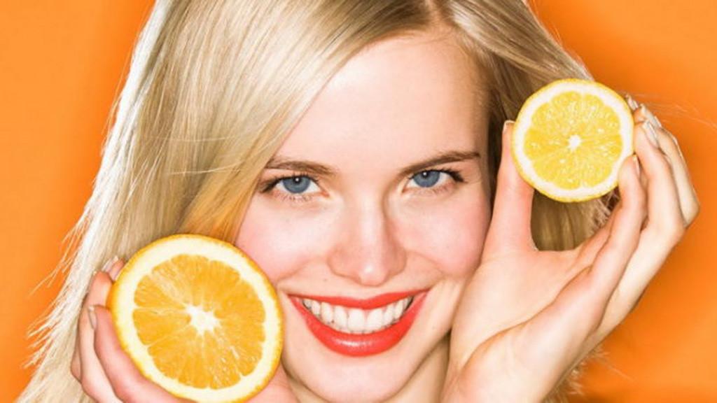 Trẻ đẹp làn da hiệu quả chỉ với 1 trái cam
