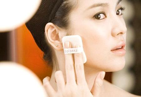Cần chú ý khi chọn kem dưỡng trắng dành cho da nhờn