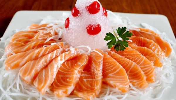 Ăn nhiều cá vừa tốt cho sức khỏe vừa kéo dài sự trẻ trung