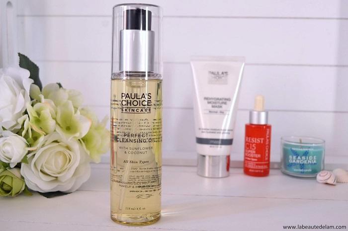 Dầu tẩy trang Paula's Choice không chỉ làm sạch mà còn cung cấp dưỡng chất cho làn da khỏe đẹp