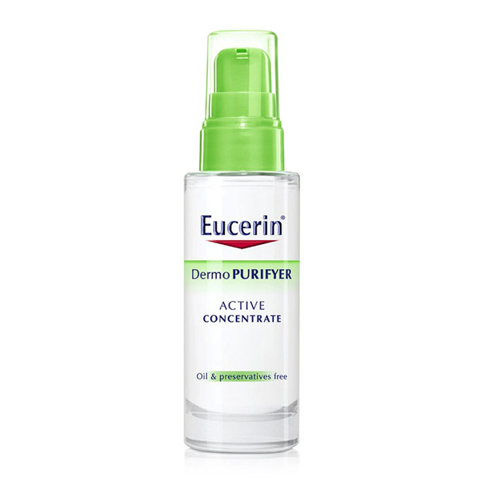 Kem trị mụn Eucerin Dermo Purifyer Active Concentrate