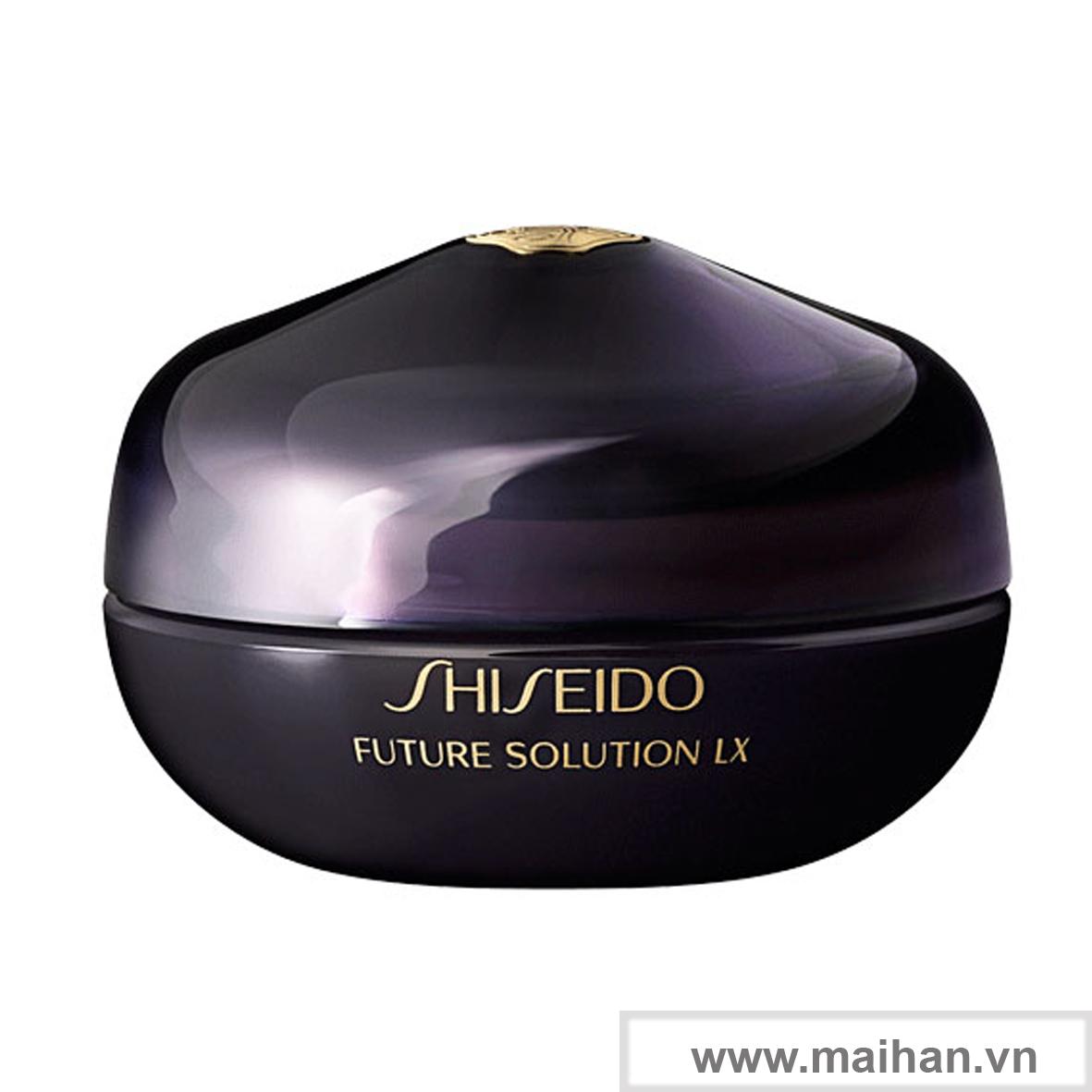 Kem dưỡng vùng mắt, viền môi Shiseido
