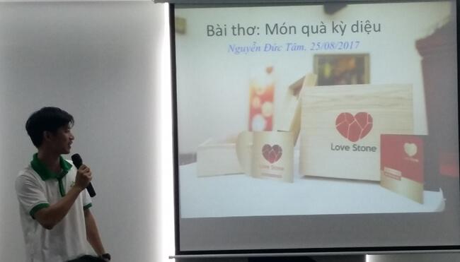 """Workshop lợi điểm bán hàng Love Stone: Love Stone và sứ mệnh """"Trao sức khỏe – Gửi yêu thương"""