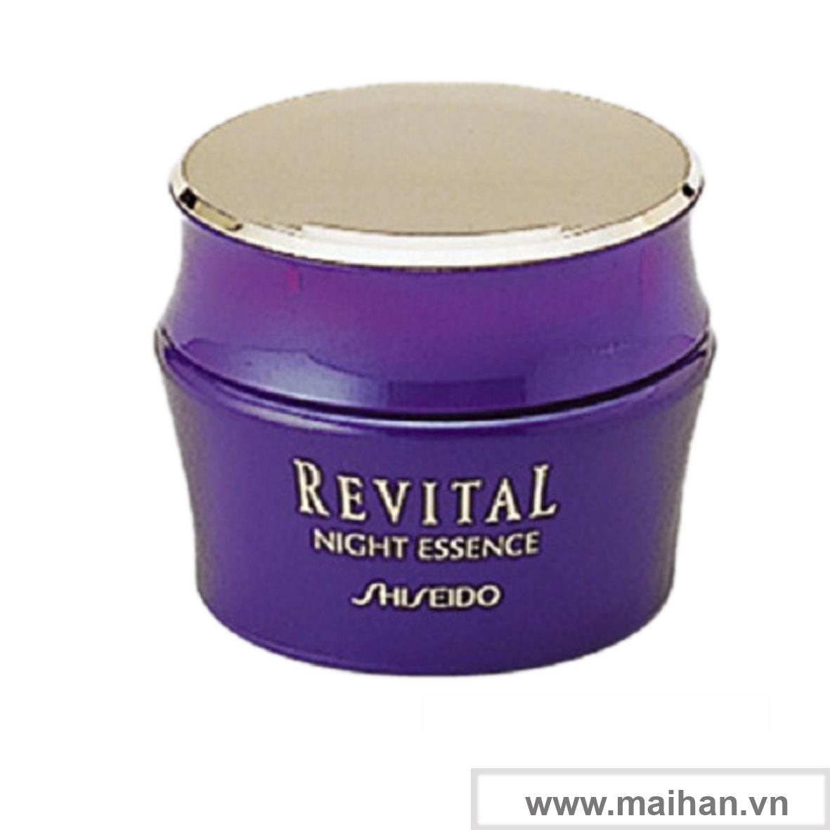 Kem dưỡng đêm Shiseido Revital Night Essence