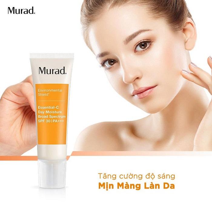 Kem dưỡng da chống nắng Murad Essential-C Day Moisture SPF 30 +++