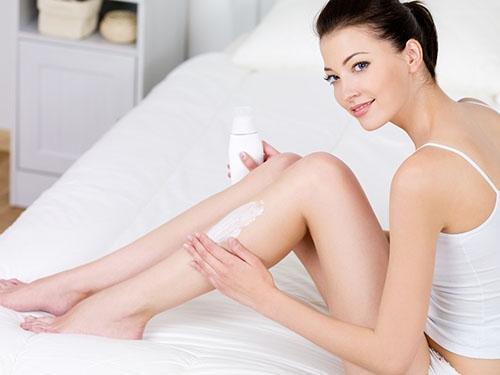 Khao khát về một làn da toàn thân trắng mịn của phái đẹp giúp thị trường kem dưỡng trắng toàn thân lên ngôi