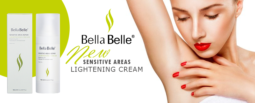 Kem dưỡng trắng da vùng nhạy cảm Bella Belle advanced Formula