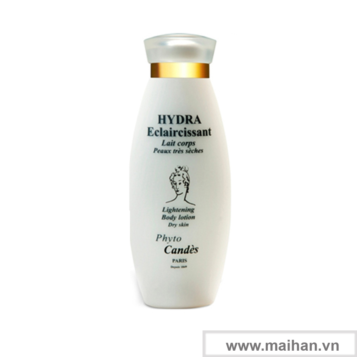 Kem dưỡng trắng và cung cấp độ ẩm cho da Candes