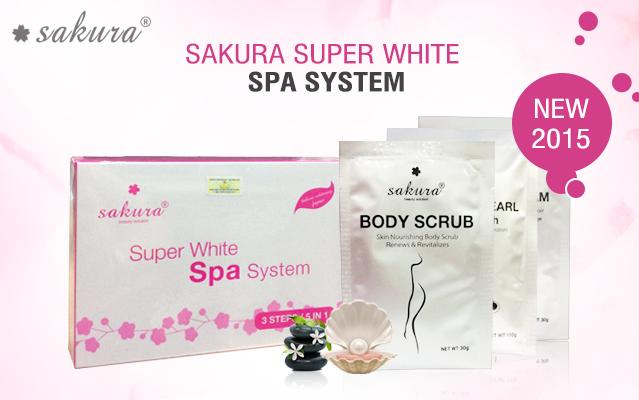 Kem tắm trắng Sakura thích hợp với mọi loại da