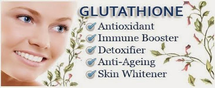 Glutathione là thành phần chiết xuất từ quả lựu