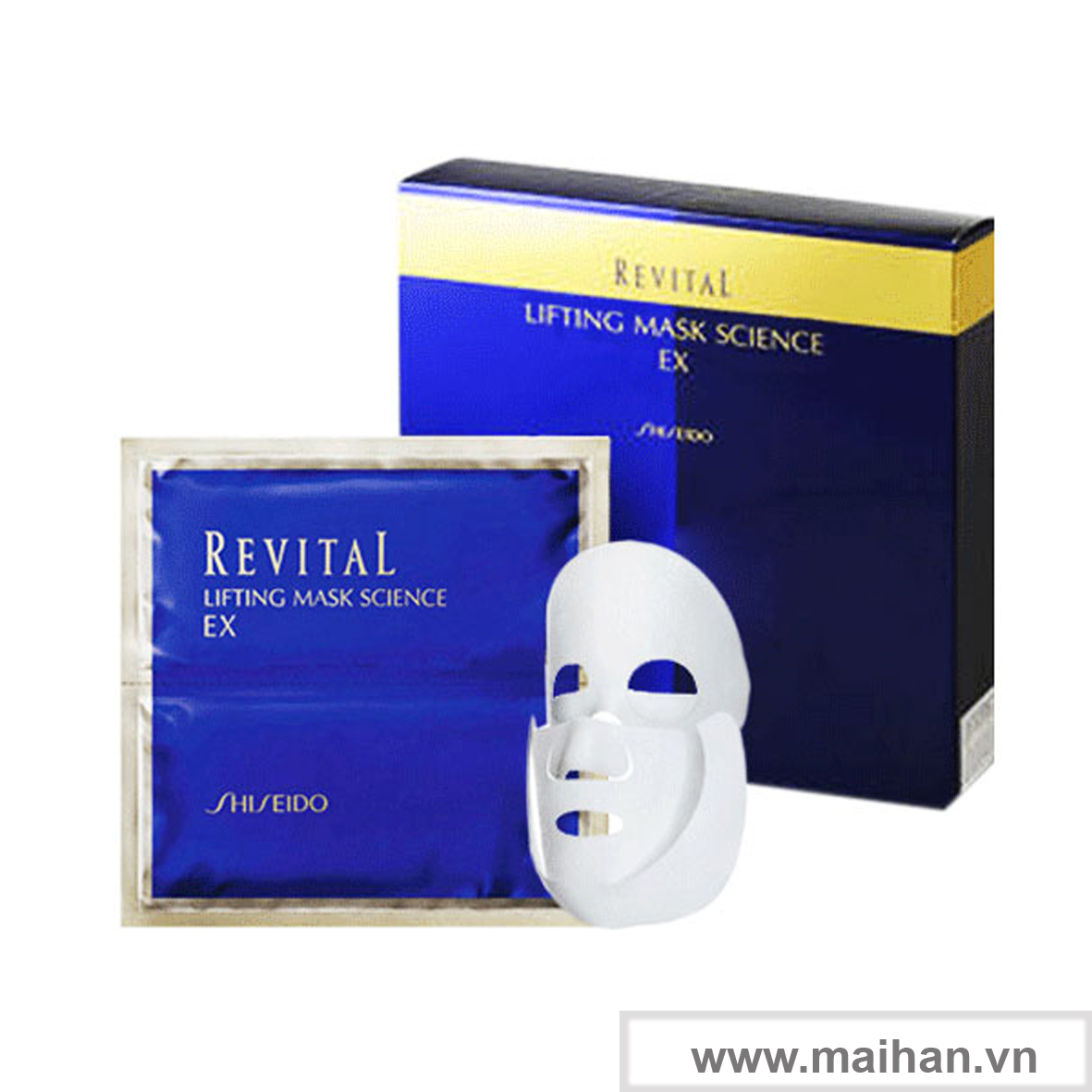 Mặt nạ Shiseido Revital Lifting Mask Science EX
