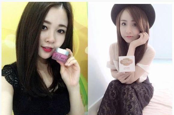 Kem trị thâm môi White Doctors là sản phẩm yêu thích của nhiều hot girl nổi tiếng