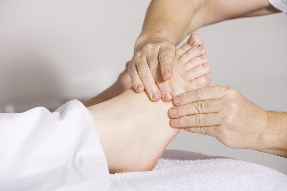 Là liệu pháp chăm sóc tuyệt vời cho đôi bàn chân
