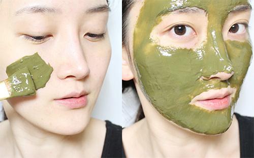 Đắp mặt nạ trà xanh mỗi ngày có tốt không?