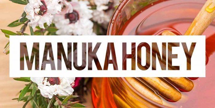 Mật ong Manuka (Manuka Honey) có tính kháng khuẩn cực cao