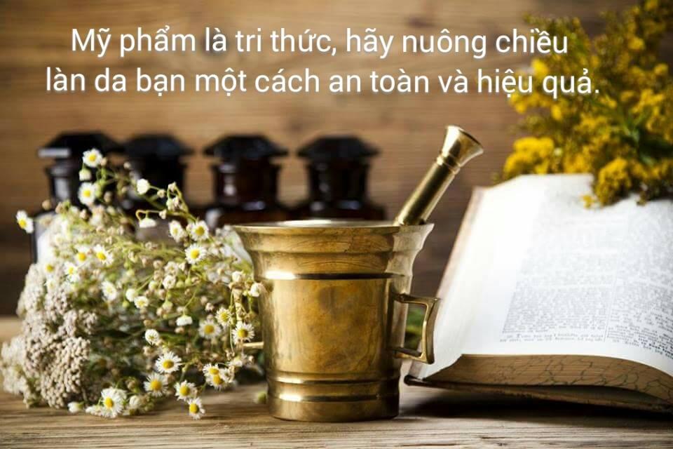 Bi quyet chon mua kem tri mun chuan khong can chinh