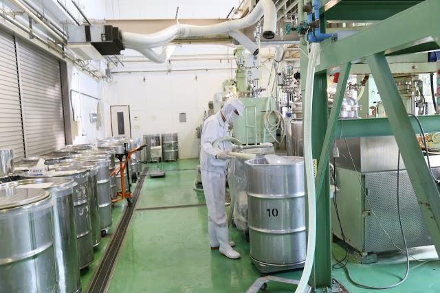 Sakura HCL White Blossom được sản xuất theo quy trình khép kín đạt chuẩn GMP Nhật Bản