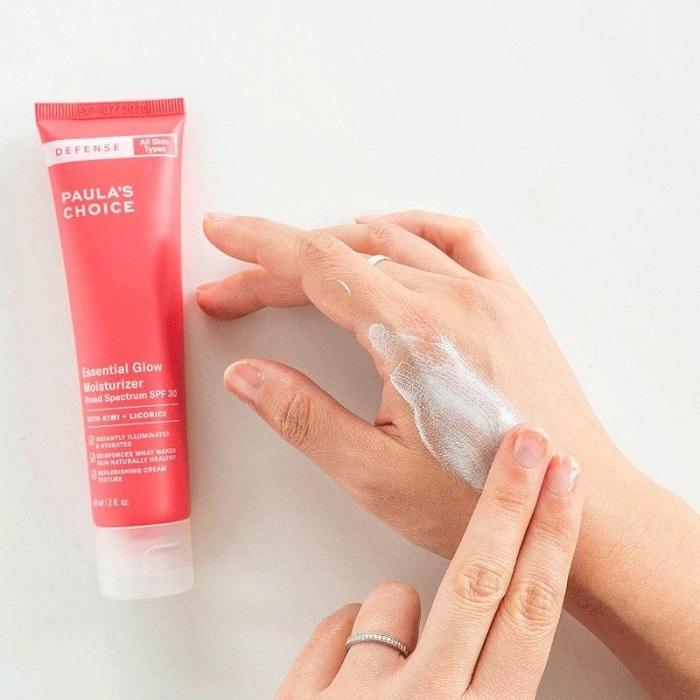 Sản phẩm này sở hữu công thức lý tưởng bảo vệ làn da toàn diện