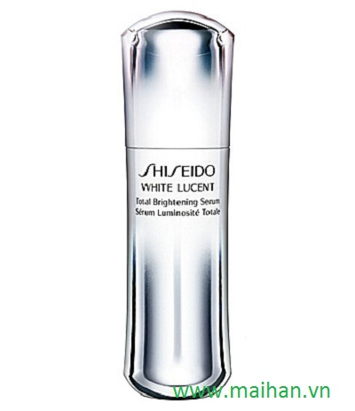 Serum dưỡng trắng da Shiseido White Lucent Total Brightening Serum