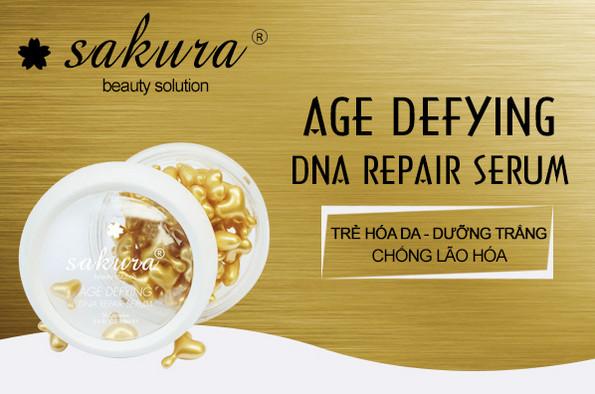Serum Sakura Age Defying DNA Repair Serum rất tốt