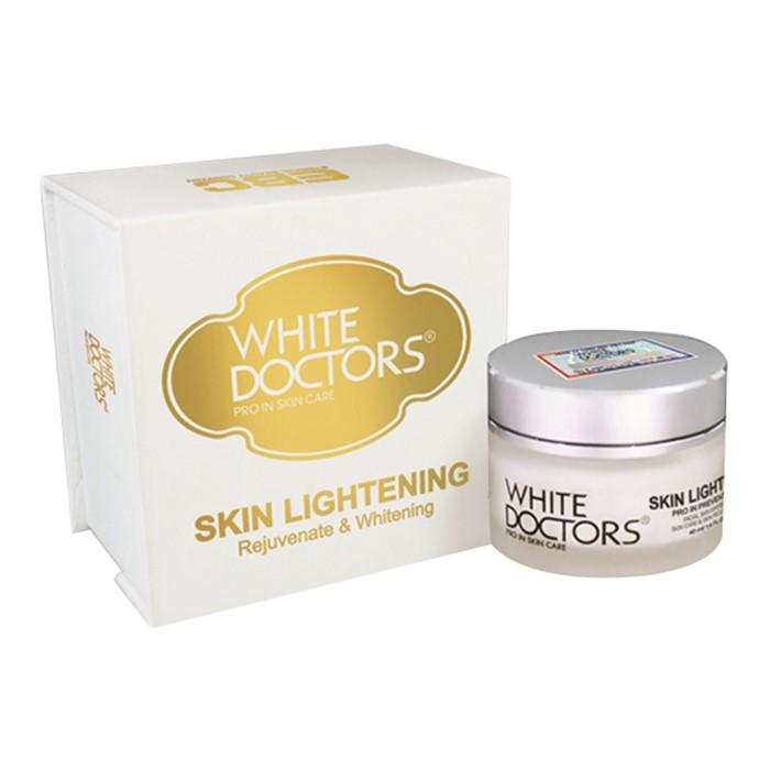 Kem dưỡng trắng da mặt chống lão hóa White Doctors
