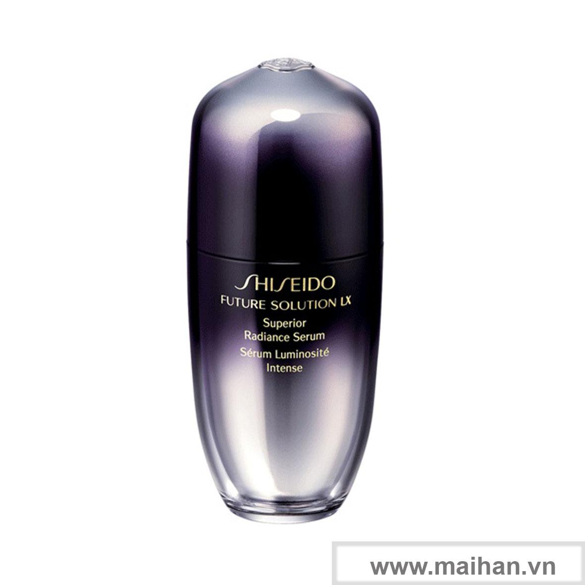 Tinh chất sáng da Shiseido Future Solution LX