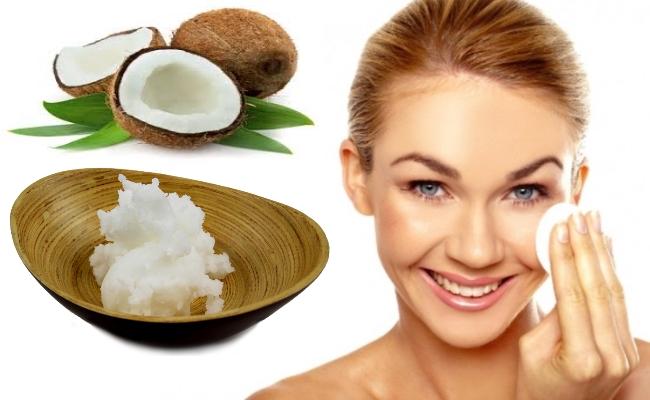 Trị nám da hiệu quả với dầu dừa nguyên chất