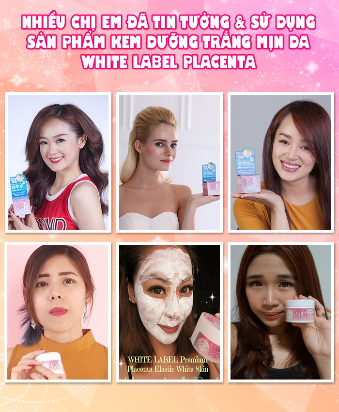 …mà còn được nhiều bạn gái tại Việt Nam lựa chọn sử dụng và phản hồi tích cực