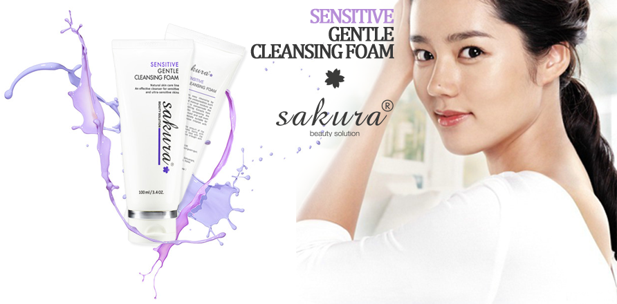 Mua sữa rửa mặt trị mụn cho da nhạy cảm Sakura ở đâu?