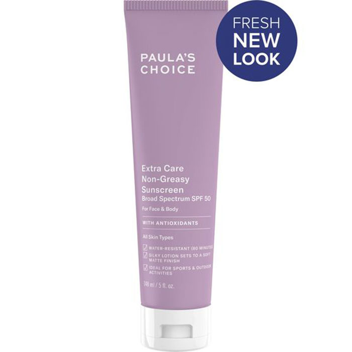 Kem chống nắng toàn thân Extra Care Non – Greasy Sunscreen SPF50