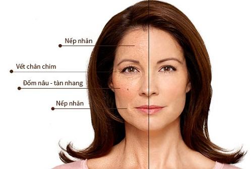Mặt nạ dầu gấc với sữa tươi không đường giúp da căng mịn và ngăn ngừa tình trạng lão hóa