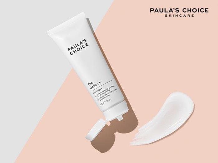 Sữa rửa mặt tẩy tế bào chết Paula's Choice The UnScrub một cách tối ưu
