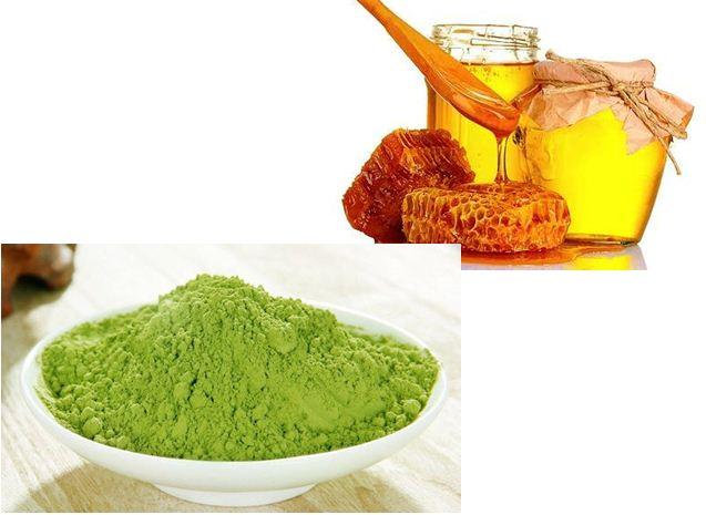 Sạch mụn, mờ thâm hiệu quả với bột trà xanh