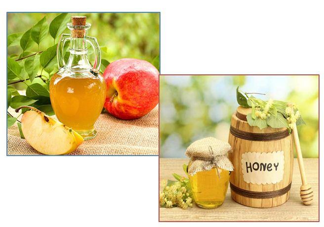 Cách trị nám da bằng giấm táo và mật ong giúp da sạch nám, mềm mượt hơn
