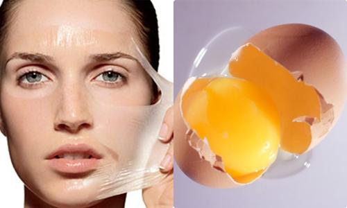 Trị thâm mụn hiệu quả chỉ sau 1 tuần bằng lòng trắng trứng