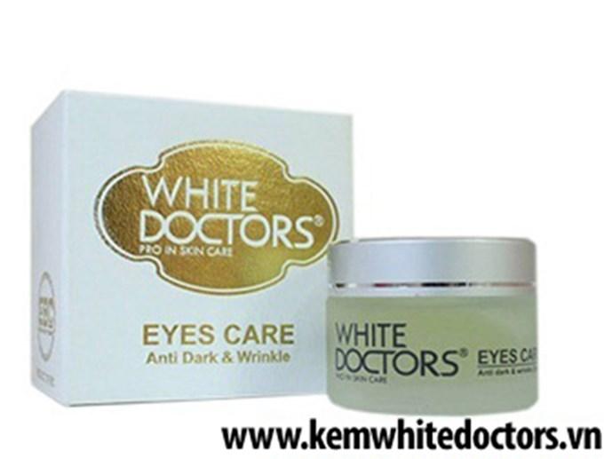 Kem chống thâm quầng mắt White Doctors Eyes Care