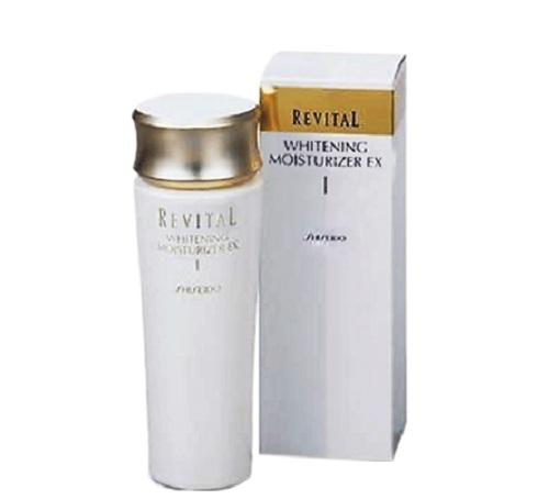 Kem dưỡng trắng dành cho da nhờn Revital Whitening Lotion EX Shiseido