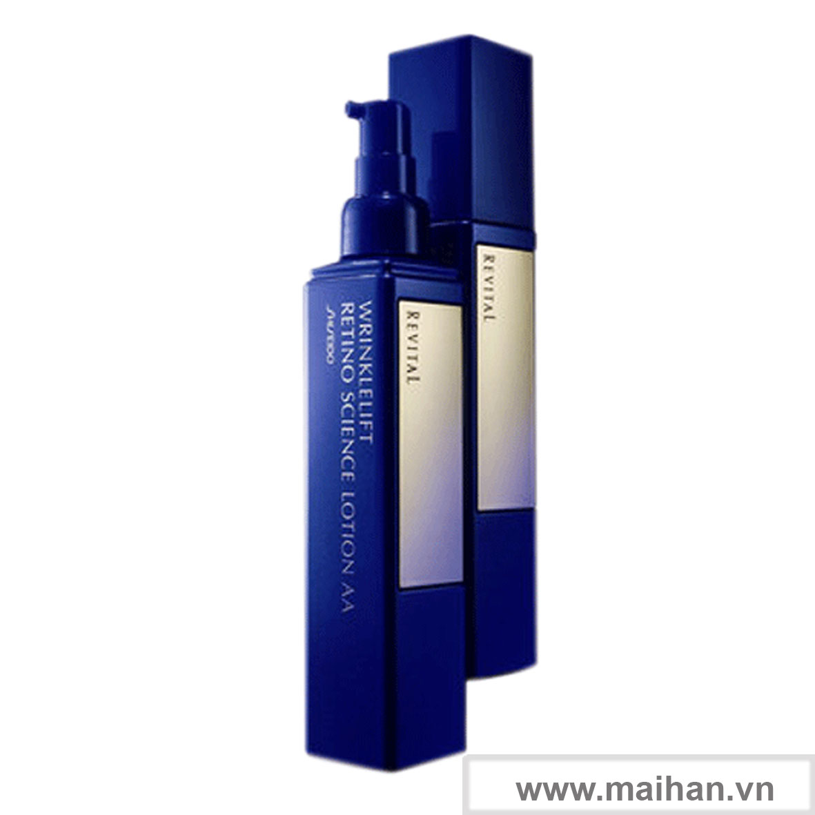 Kem chống nhăn Shiseido Revital Wrinklelift Retino Science Lotion AA