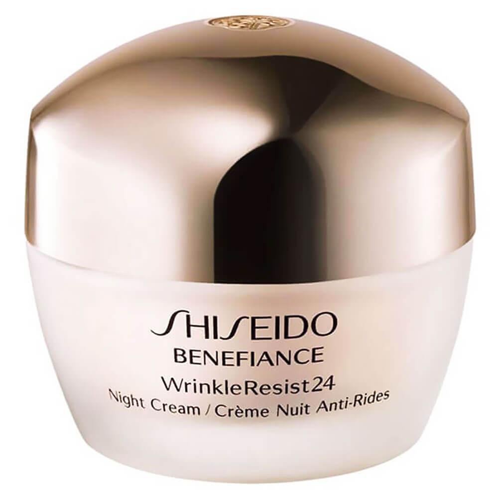 Kem dưỡng đêm chống lão hóa Shiseido Benefiance WrinkleResist24 Night Cream