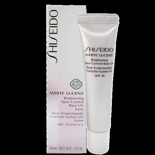 Kem lót làm trắng Shiseido White Lucent Brightening Spot-Control Base UV