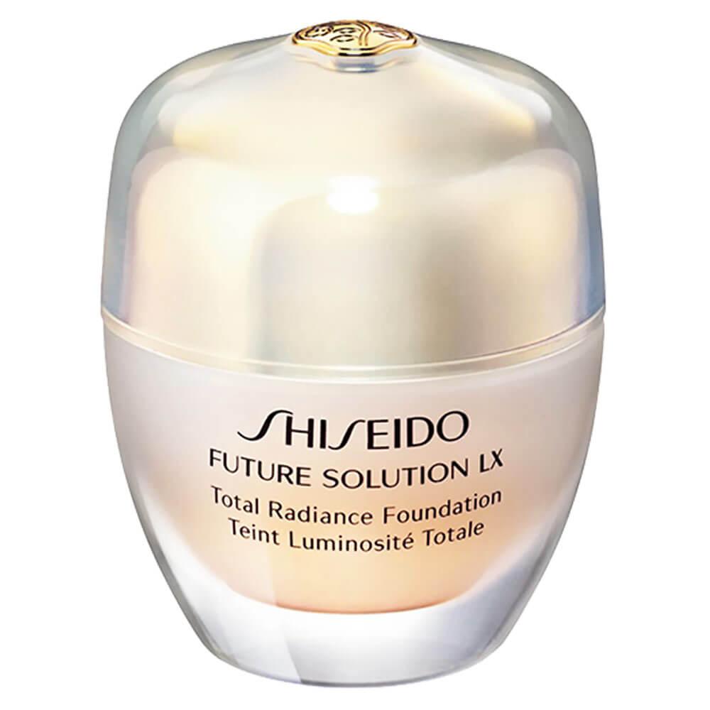 Kem nền chống lão hóa Shiseido Future Solution LX Total Radiance Foundation