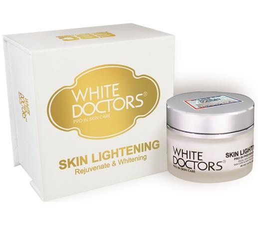Kem dưỡng trắng da mặt chống lão hóa White Doctors chính hãng 100%