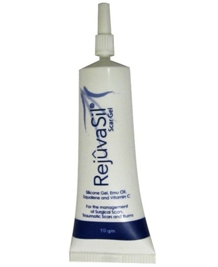 Gel ngừa sẹo Scar Rejuvasil 10ml