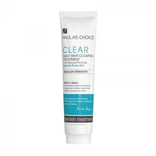 Gel giảm mụn Paula's Choice Clear Regular Strength Daily Skin Clearing Treatment