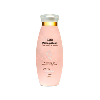 Gel rửa mặt dành cho da mẫn cảm và da khô Candes