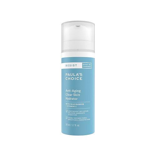 Kem dưỡng ẩm chống lão hóa Paula's Choice Resist Anti-Aging Clear Skin Hydrator