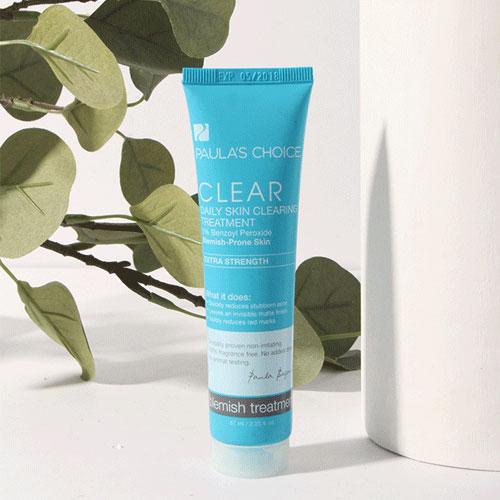 Kem Giảm Mụn Chuyên Sâu Paula's Choice Clear Extra Strength Daily Skin Clearing Treatment