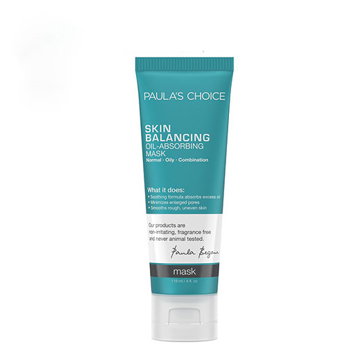 Mặt nạ hút dầu Paula's Choice Skin Balancing Oil-Absorbing Mask