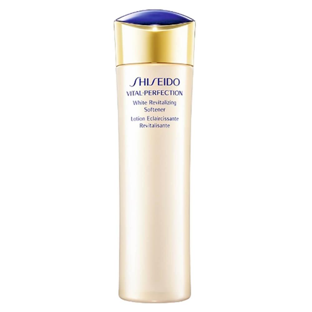 Nước làm mềm da và tăng cường độ ẩm Shiseido Vital-Perfection White Revitalizing Softener Enriched